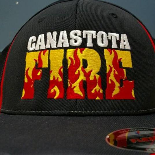 Canastota Fire Hat